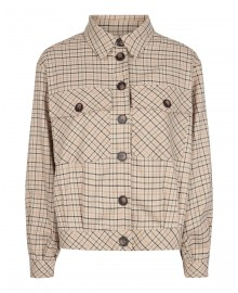 Co'couture New Rosalie Check Jacket 90073
