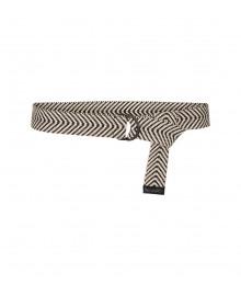 Co'couture Raffia Belt 99054