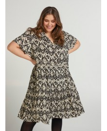 Zizzi Miggy S/S Dress M58044A