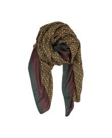 Black Colour PALAZZO scarf curry 188124CU