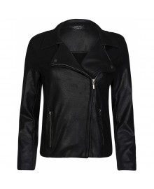 Luxzuz Fritsenio Coated Suede Jacket 6809-503