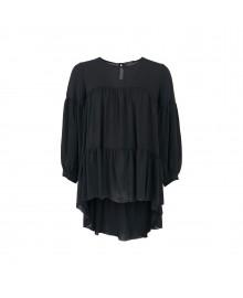 Black Colour LEXIE Tunic 3782 Black