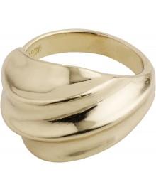 Pilgrim Ring: Sagi: Guldbelagt 272032004